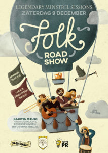 Poster Folk Road Show