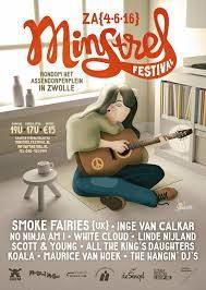Minstrel Festival 4e editie