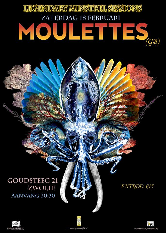 Poster Moulettes