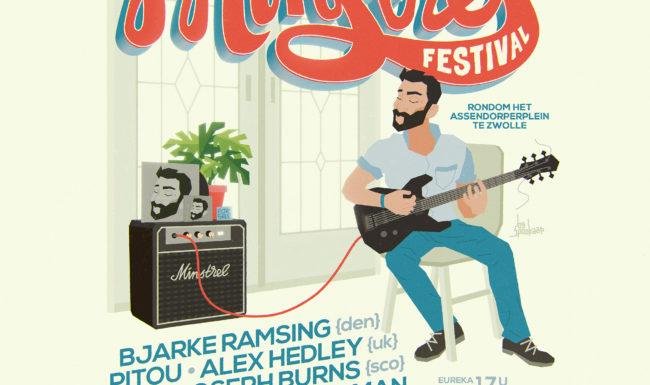 minstrel festival 2018